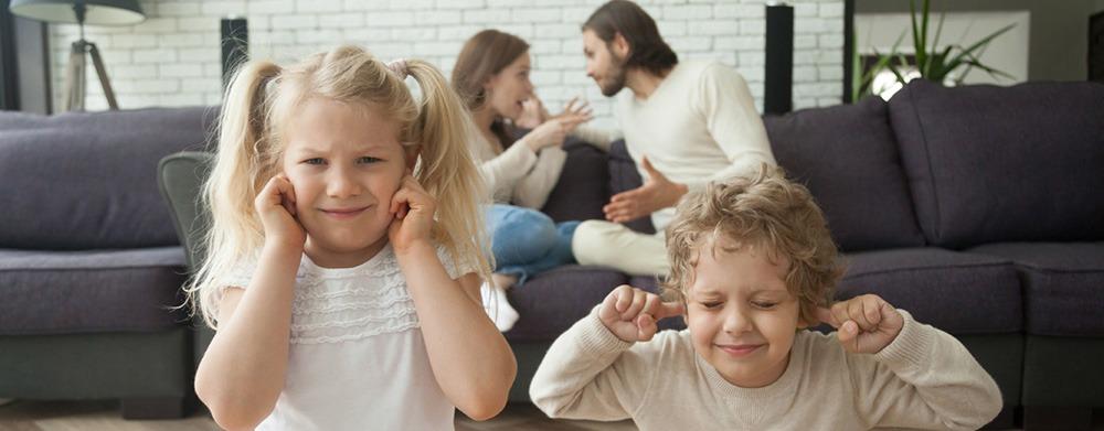 Gestire il divorzio davanti ai figli