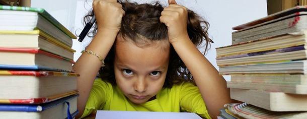 Perché tuo figlio odia i compiti e la scuola Bimbiveri