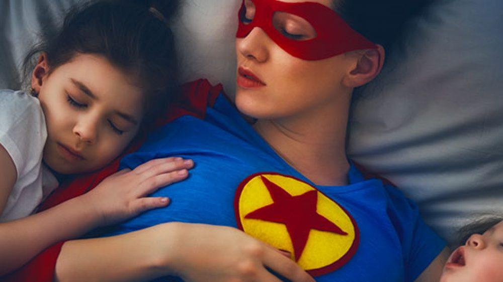 Tuo figlio non dorme o si sveglia di notte? Scopri perchè