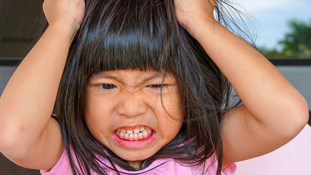 Smettila di Arrabbiarti! 4 passi per gestire crisi di Rabbia e crisi Isteriche dei bambini